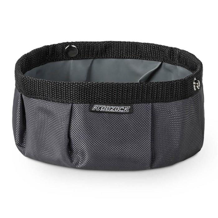 Travel Bowl for Pets (Grey)