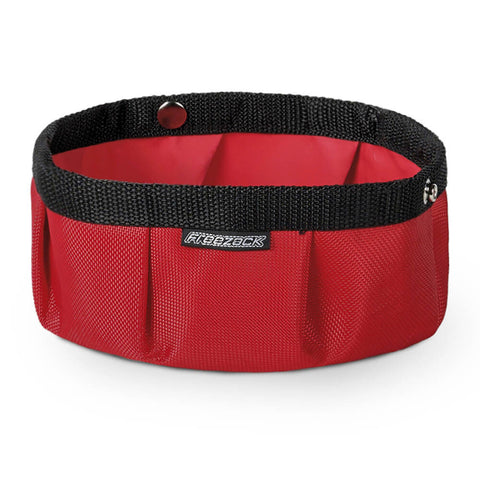 Travel Bowl for Pets (Red)