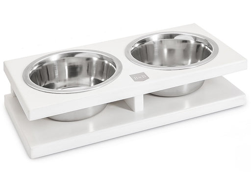 Double Pet Bowl Grande (Jasmine)
