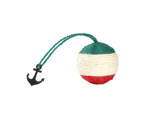 Scratching Griffoir Cat Toy (Green/Pink)