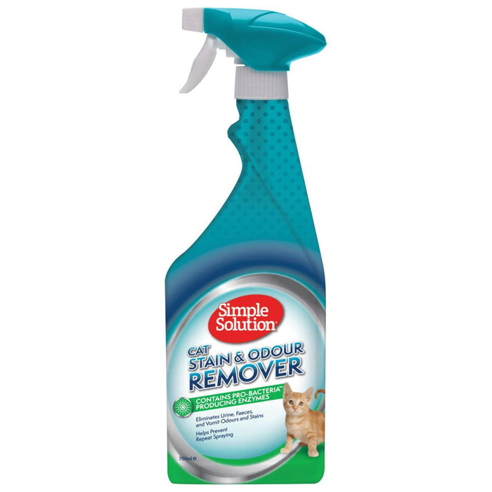 Simple Solution Cat Stain & Odour Remover (750ml)