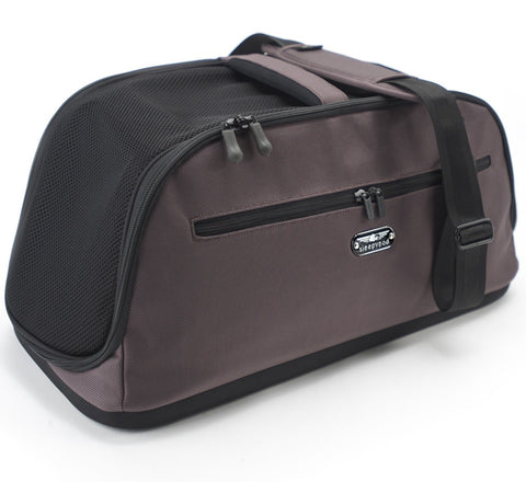 Sleepypod Air Pet Carrier (Dark Chocolate)