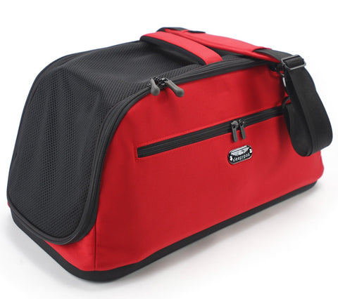 Sleepypod Air Pet Carrier (Strawberry Red)