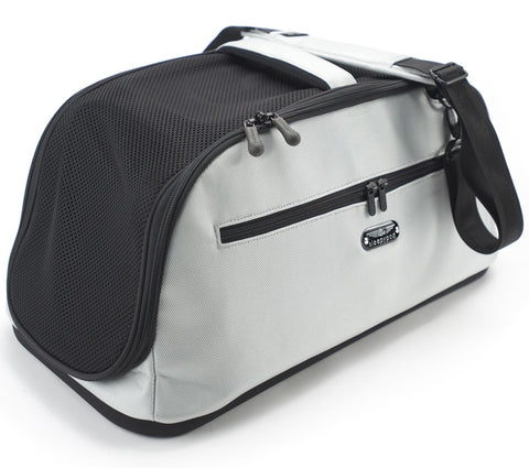Sleepypod Air Pet Carrier (Glacier Silver)