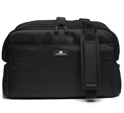 Sleepypod Atom Pet Carrier (Jet Black)