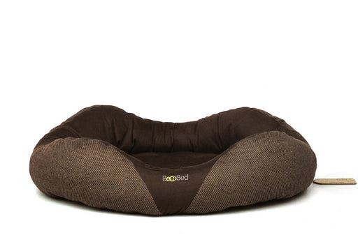 Beco Donut Dog Bed (Paddington Brown)