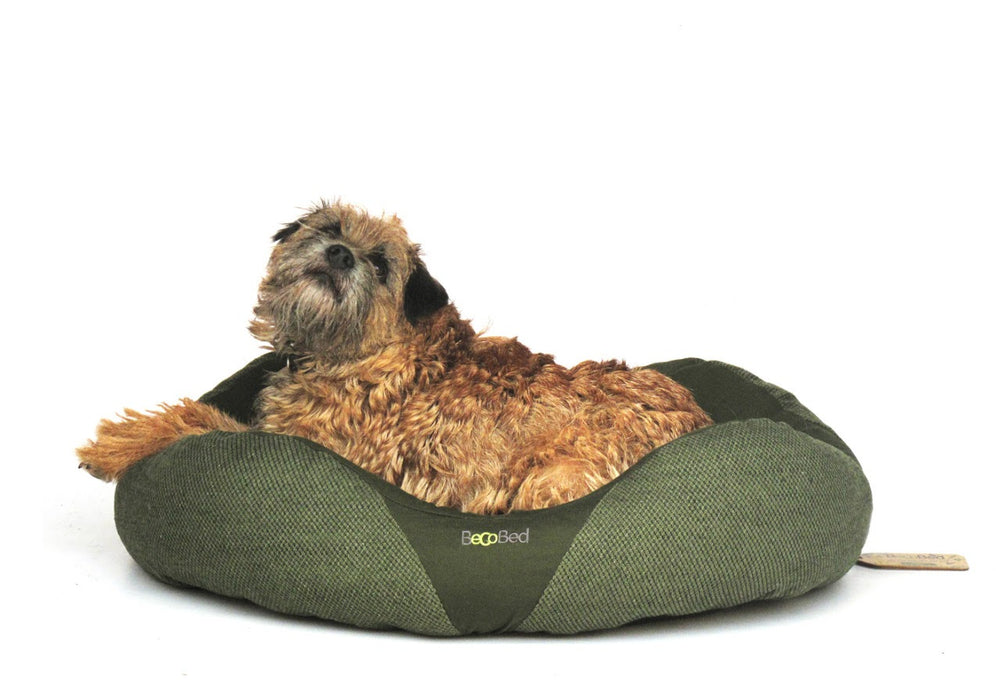 Beco Donut Dog Bed (Kensington Green)