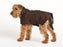 Wool Dog Coat (Brown)