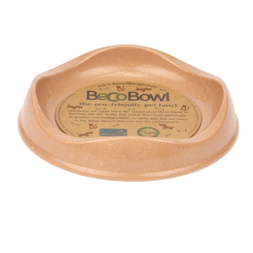 Beco Cat Bowl (Brown)