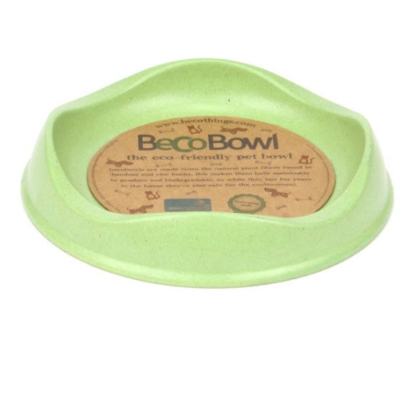 Beco Cat Bowl (Green)