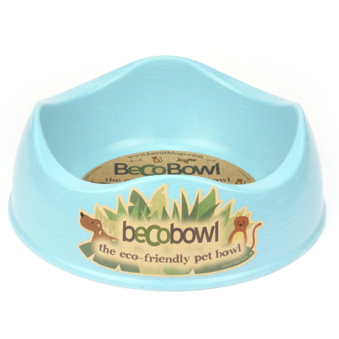 Beco Dog Bowl (Blue)