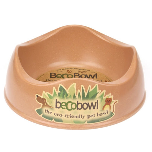 Beco Dog Bowl (Brown)