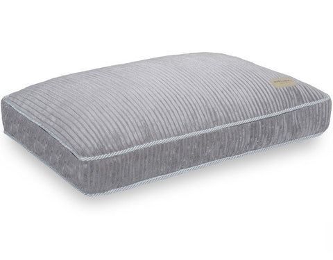 Deco Dog Bed (Silver)