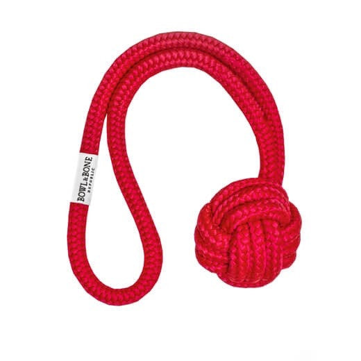 Bullet Dog Toy (Red)