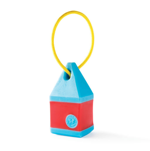 Orbee-Tuff® Bouy Dog Toy (Blue/Red)