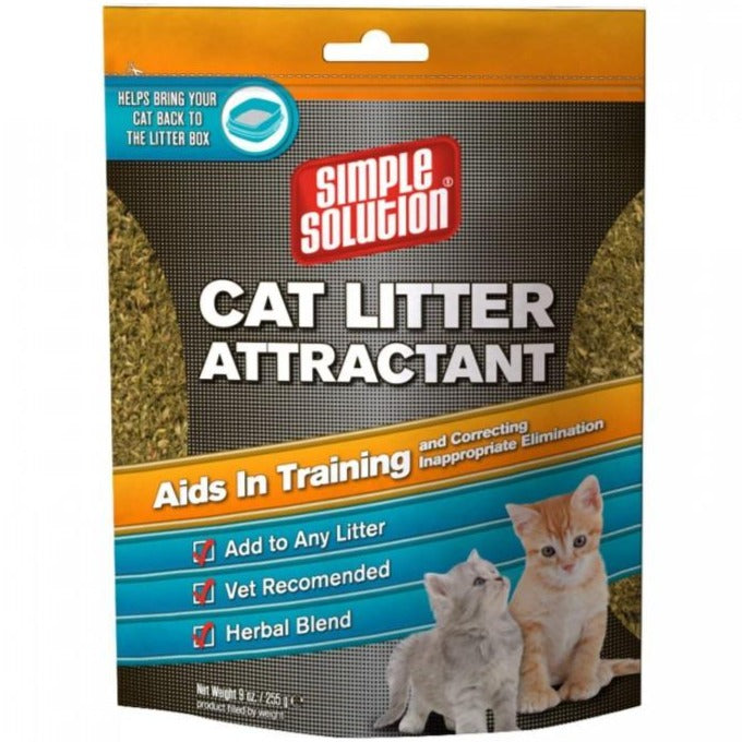 Simple Solution Cat Litter Attractant (255g)