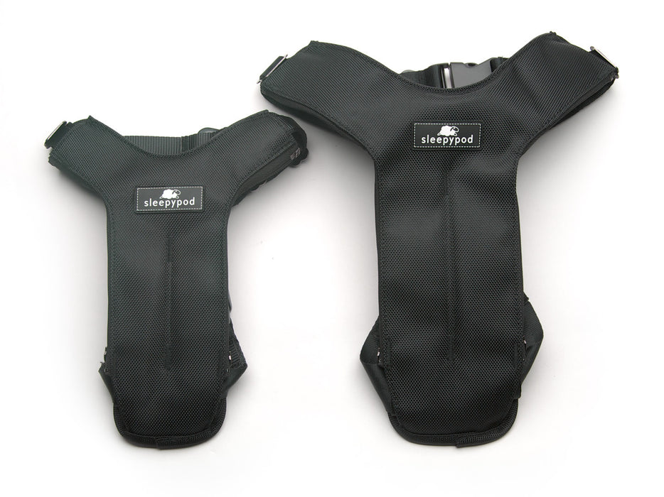 Click-it Dog Safety Harness (Jet Black)