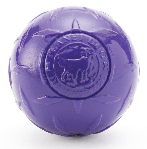 Orbee-Tuff® Diamond Plate Ball Dog Toy (Violet)