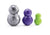 Orbee-Tuff® Diamond Double Plate Ball Dog Toy (Violet)