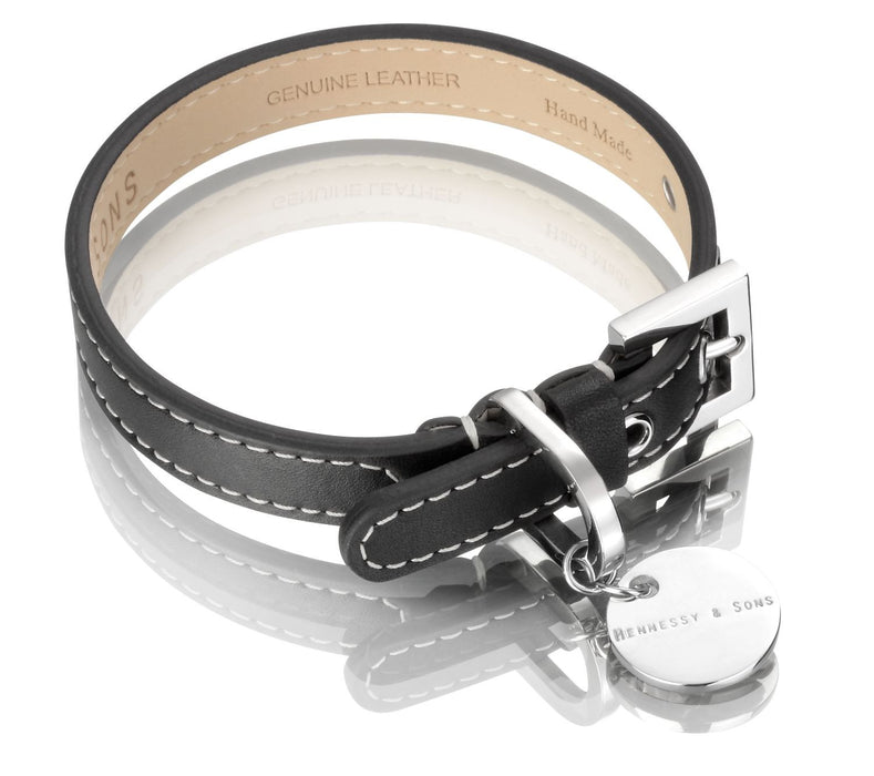 Royal Dog Collar (Black)