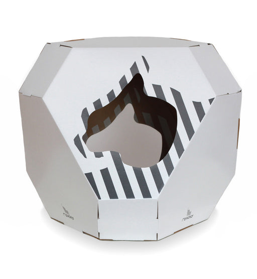MIA Reversible Cat Playhouse