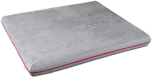 Mary Memory Foam Dog Bed (Light grey)