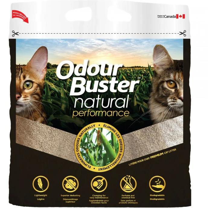 Cat Litter Odour Buster™ Natural Unscented