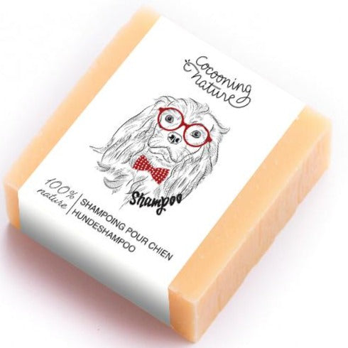 Solid Dog Shampoo Bar