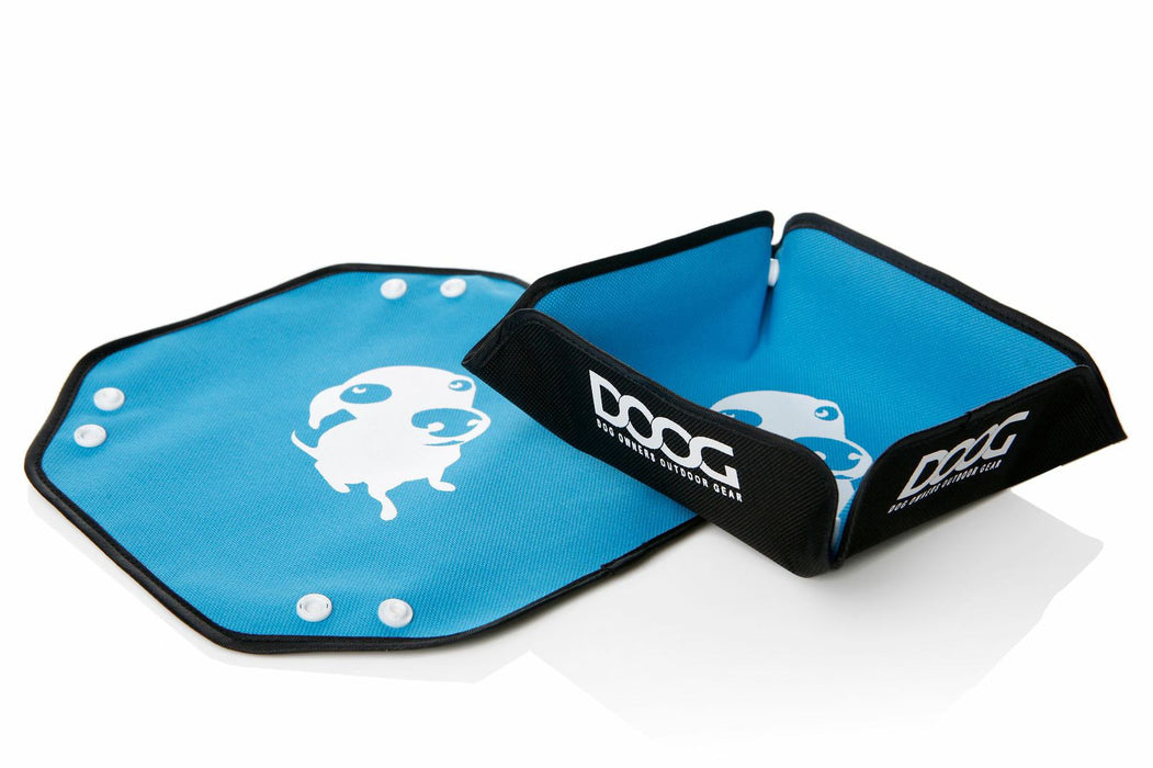 Foldable Travel Bowl (Blue)