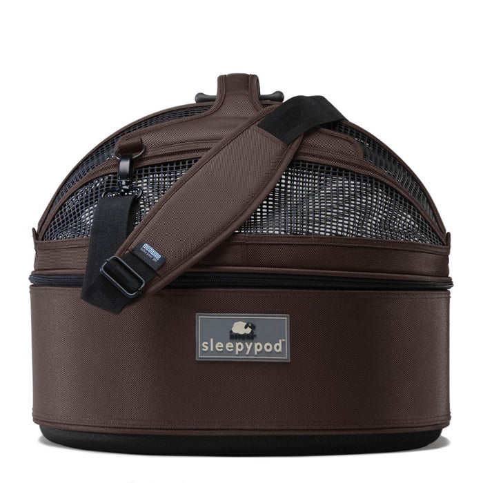 Sleepypod Pet Carrier (Dark Chocolate)