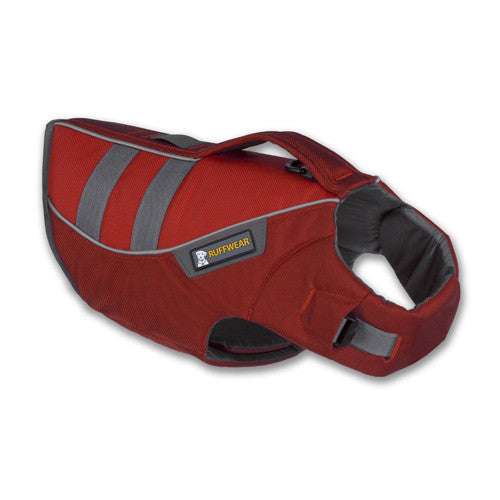 Float Coat™ Dog Life Jacket (Red)
