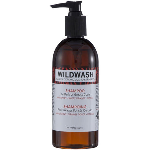 Shampoo for Dark & Greasy Coats (300ml)