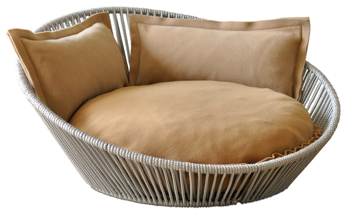 Siro Twist Pet Bed