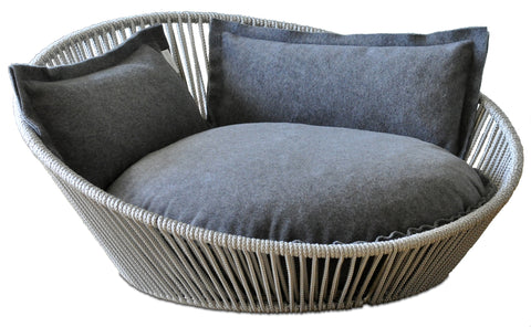 Siro Twist Dog Bed