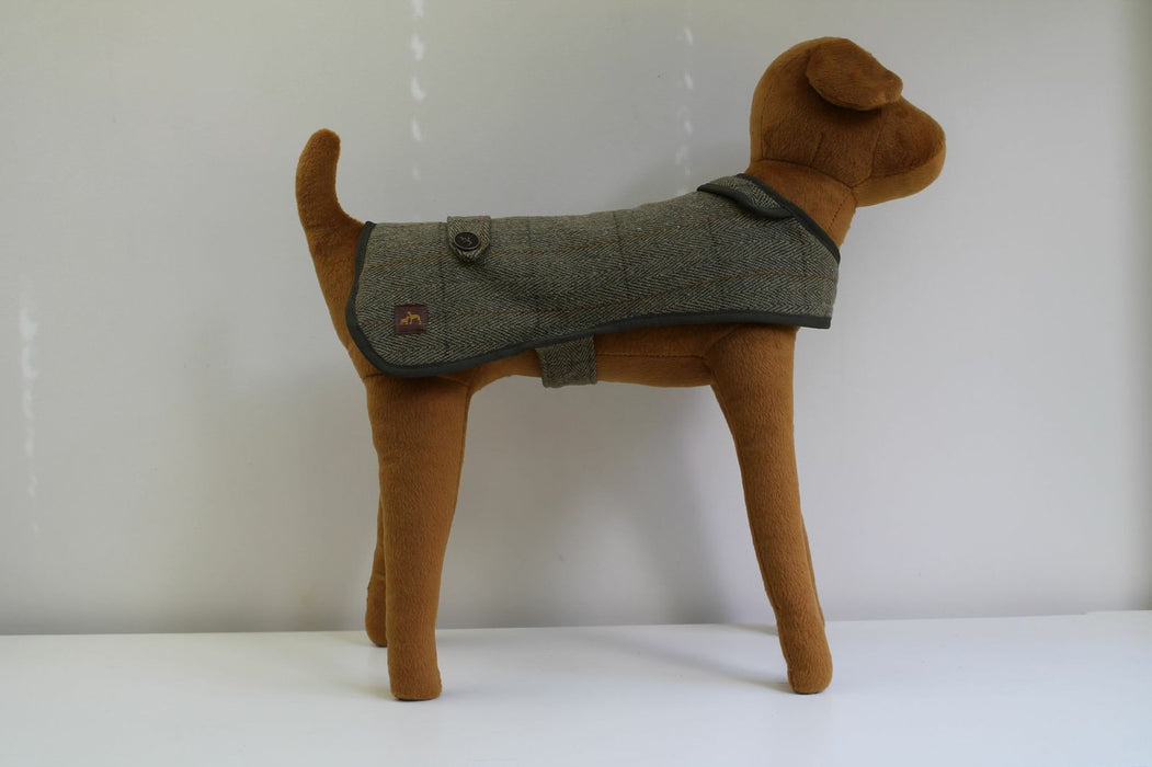 Dog Coat (Tweed)