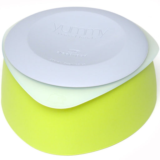 Yummy Travel Pet Bowl (Key Lime)