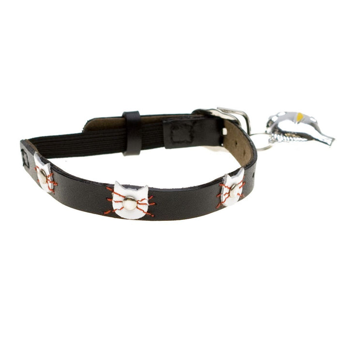 Felix Black Cat Collar