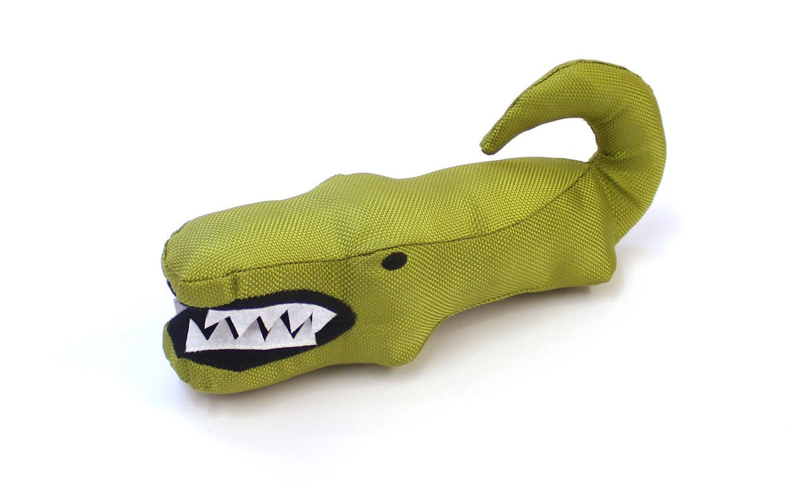 "Beco Plush Dog Toy ""Aretha the Alligator"""