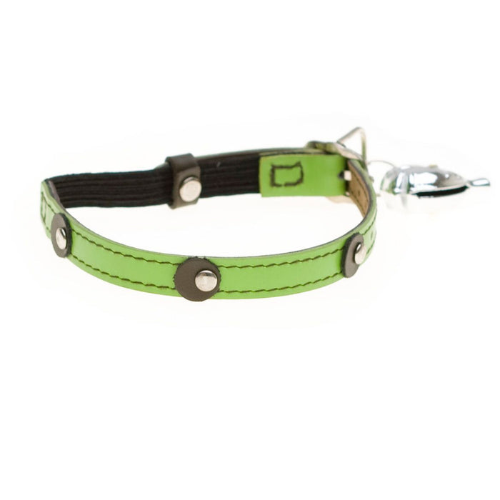 Moet Lime Cat Collar