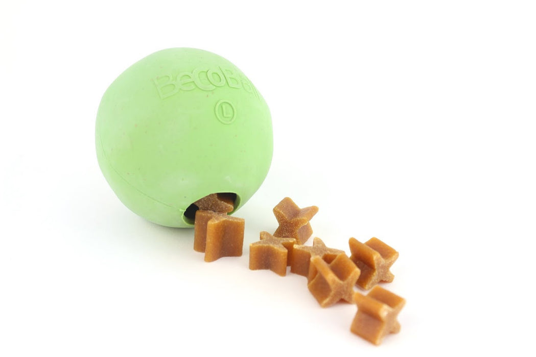 Beco Ball dog toy (Green)