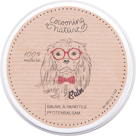 Papaya Dog Paw Balm (60g)