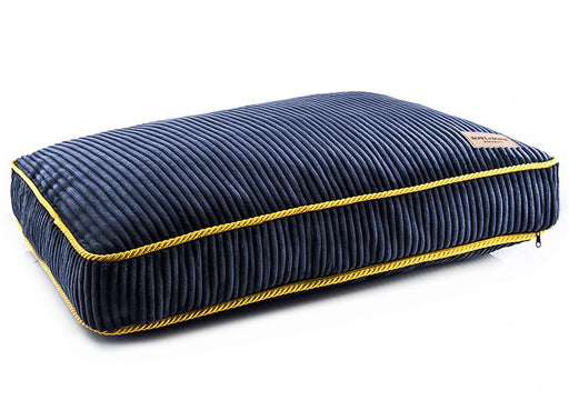 Cushion Deco Dog Bed (Sapphire)