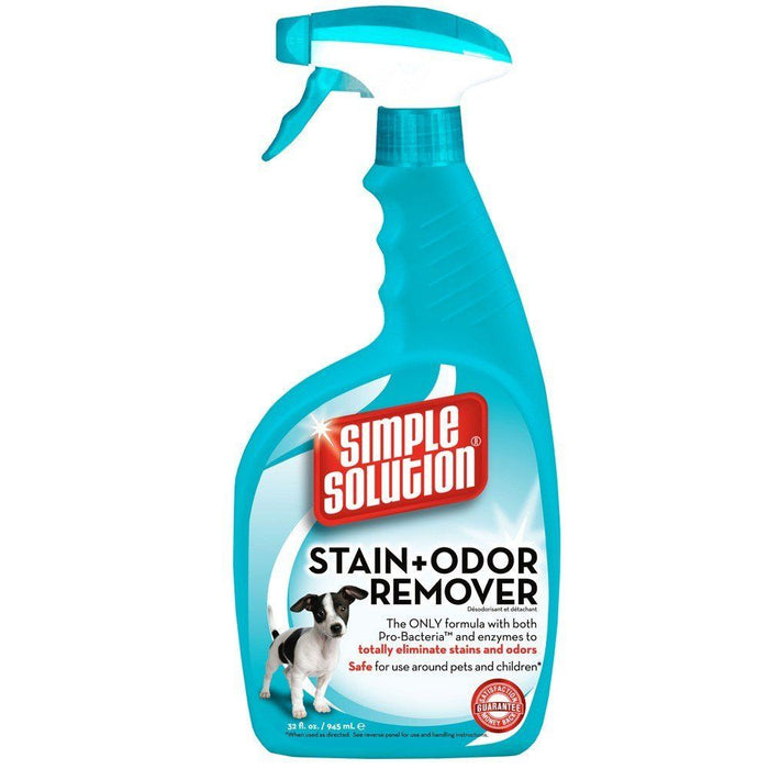 Simple Solution Stain & Odour Remover Spray (945ml)