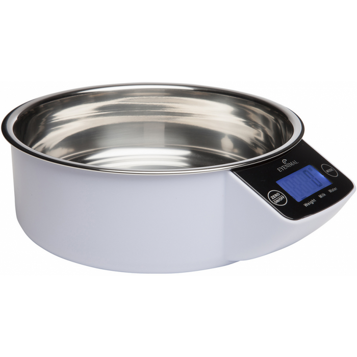 Intelligent Pet Bowl (White)