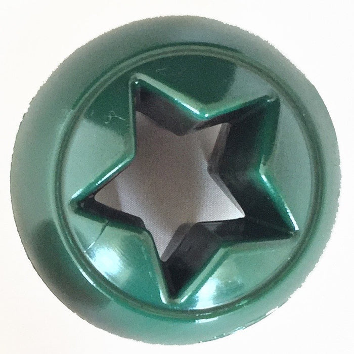 Orbee-Tuff® Nooks™ Dog Toy (Green Star)