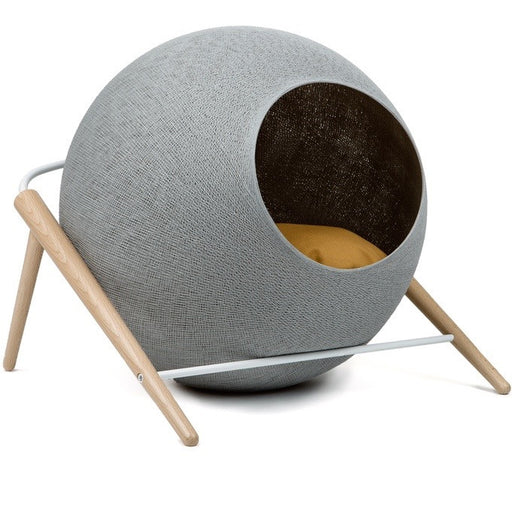 The Ball Cat House (Light Grey)