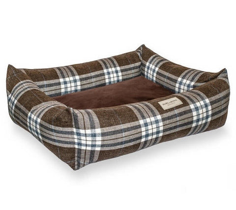 Dog Bed Scott (Brown)