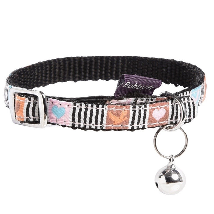 Music Cat Collar (Pastel)