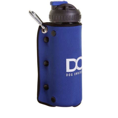 3-in-1 Water Bottle & Travel Bowl