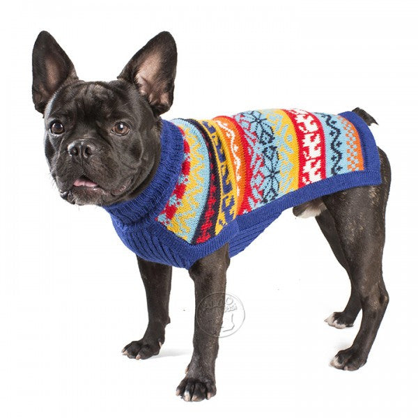Knitted Dog Sweater (Joyful People)
